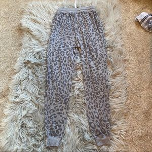 Forever 21 Pants & Jumpsuits - Cheetah joggers. Only worn once